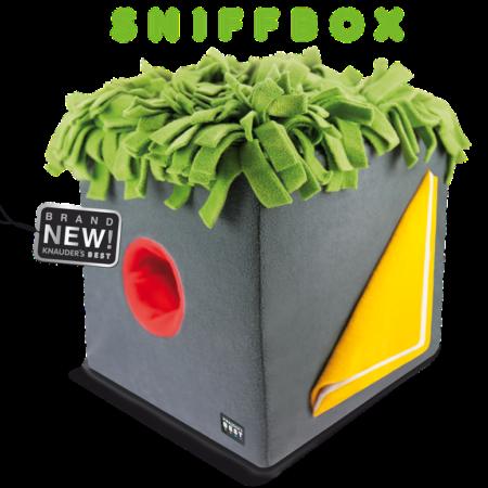 Elbhunde Dresden Knauders Best Sniff Box