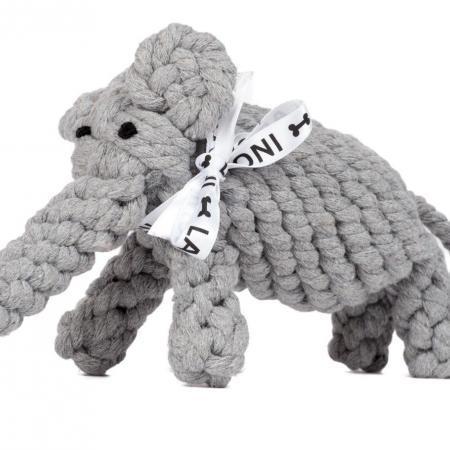 Elbhunde Dresden Laboni Hundespielzeug Elton Elefant