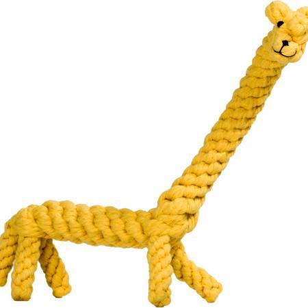 Elbhunde Dresden Laboni Hundespielzeug Greta Giraffe