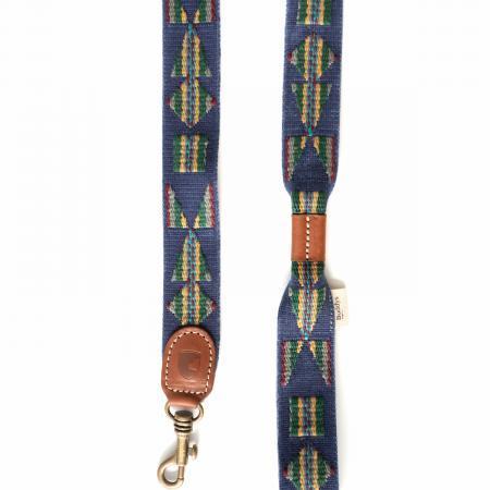 Elbhunde Dresden Buddys Dogwear Etna Blue Leine