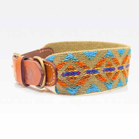 Elbhunde Dresden Buddys Dogwear Etna Green Halsband