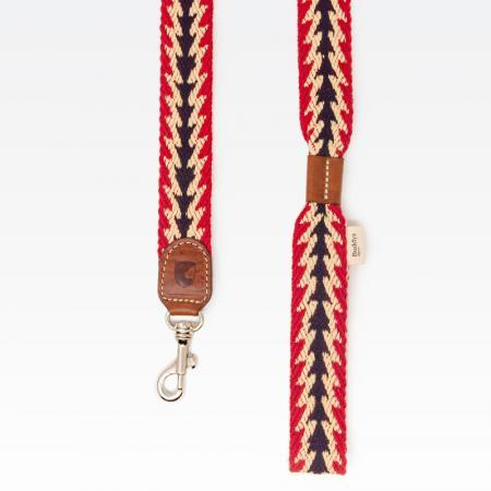 Elbhunde Dresden Buddys Dogwear Peruvian Arrow Leine
