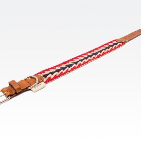 Elbhunde Dresden Buddys Dogwear Peruvian Arrow Halsband
