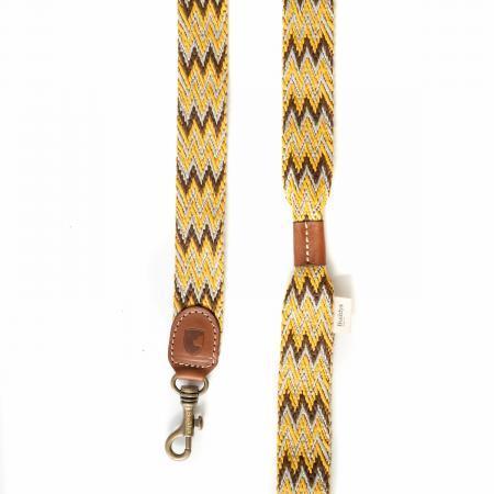 Elbhunde Dresden Buddys Dogwear Peruvian Gold Leine