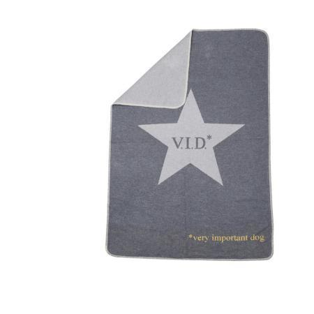 Elbhunde Dresden David Fussenegger Fleece Decke VID Detail