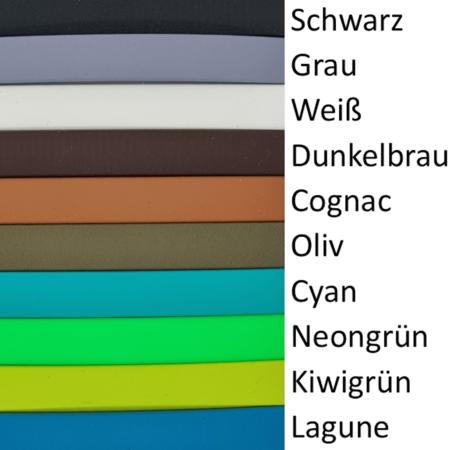 Elbhunde Dresden Biothane Halsband Leine Farben Übersicht Classic