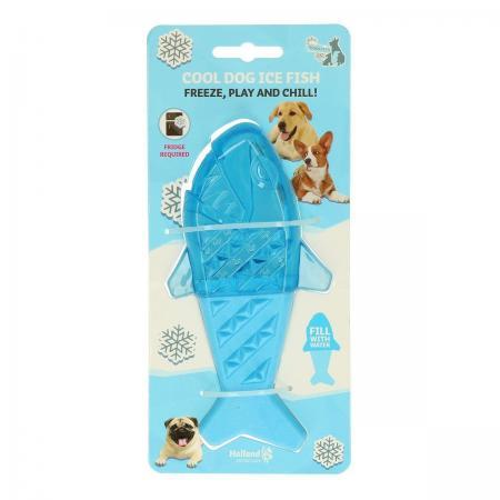 Elbhunde Dresden Coolpets Ice Fish Verpackung