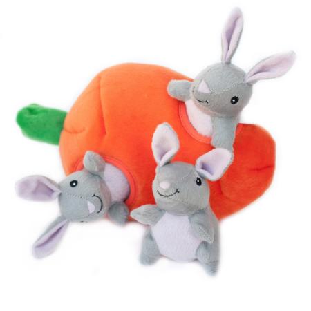 Elbhunde Dresden Zippy Paws Bunny 'n Carrot