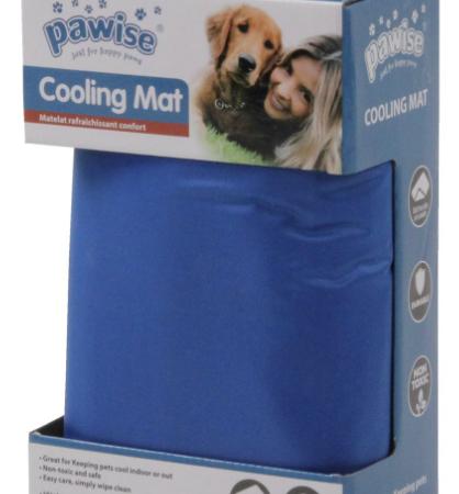 Elbhunde Dresden Pawise Hunde Kühlmatte Verpackung