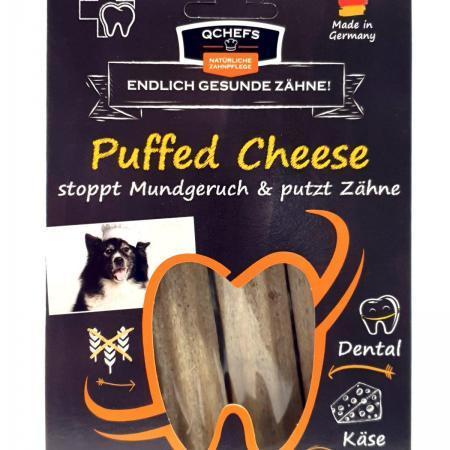 Elbhunde Dresden QCHEFS Puffed Cheese