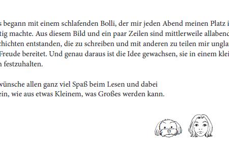 Elbhunde Bolli Schlawiener Vorwort