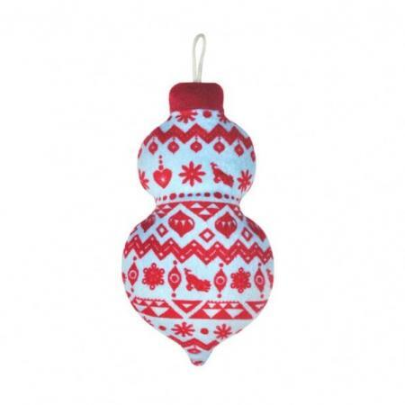 Elbhunde P.L.A.Y. Weihnachtskugel Candy Wrap