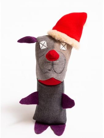 Elbhunde NUFNUF Hundespielzeug Weihnachten Upcycled1
