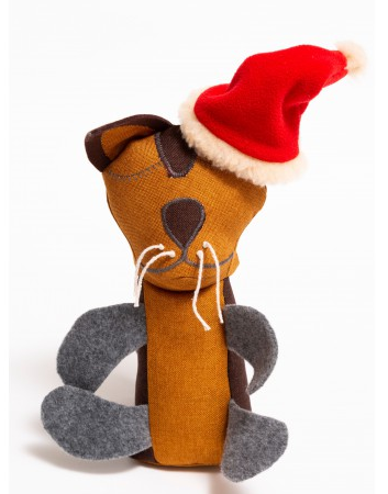 Elbhunde NUFNUF Hundespielzeug Weihnachten Upcycled5